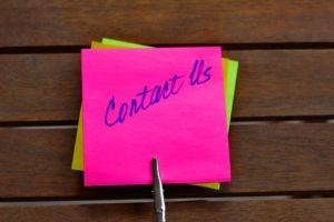 Contact a Marketing Expert